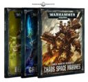 Games Workshop Warhammer 40.000 Codex Announcement 3
