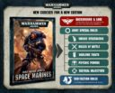 Games Workshop Warhammer 40.000 Codex Announcement 4