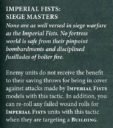 Games Workshop Warhammer 40.000 Codex Space Marine Preview Imperial Fists 2