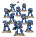 Games Workshop Warhammer 40.000 Space Marines Primaris Intercessors