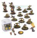 Games Workshop Warhammer Blood Bowl Sammlung Scarscrag Snivellers