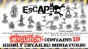 HG Escape The Boardgame 2nd Edition 5