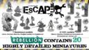 HG Escape The Boardgame 2nd Edition 7