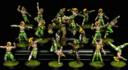 IM Impact Miniatures Elf Fantasy Football Teams 1