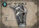 KM Kabuki Lady Mechanica Kickstarter 5