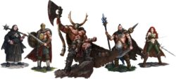 MM Mierce Miniatures Darkholds 6