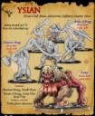 MM Mierce Ysian Great Club Brute Monstrous Infantry Starter Host