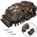 MS Miniature Scenery Scuttle Bug Transport 1