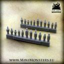 Mini Monsters Flaschen