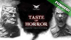 Mystical World Taste Of Horror 01
