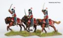 Perry Miniatures Danish Norwegian Napoleonic Cavalry 02