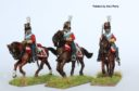Perry Miniatures Danish Norwegian Napoleonic Cavalry 03
