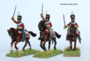 Perry Miniatures Danish Norwegian Napoleonic Cavalry 05