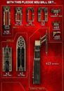RH WarStages The Gothic Cathedral Kickstarter 8