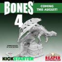 RM Reaper Bones 4 Kickstarter Teaser