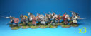 SM Saxon Miniatures Sae Aenglisc Early Saxon Army 2