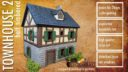 TB Tabletop Basement Townhouses Kickstarter 2
