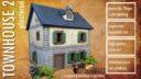 TB Tabletop Basement Townhouses Kickstarter 3
