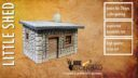 TB Tabletop Basement Townhouses Kickstarter 5