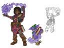 WizKIds Children Adventurers And Their Companions 10