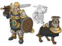 WizKIds Children Adventurers And Their Companions 8