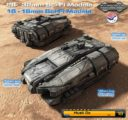 AW Antenocitis Sci Fi Kickstarter Update 13