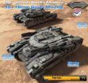 AW Antenocitis Sci Fi Kickstarter Update 14