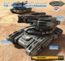 AW Antenocitis Sci Fi Kickstarter Update 17