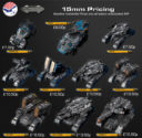 AW Sci Fi Kickstarter 28mm 15mm Antenocitis 11