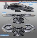 AW Sci Fi Kickstarter 28mm 15mm Antenocitis 17