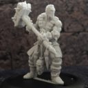 Acolyte Miniatures 32mm Fantasy Range 01