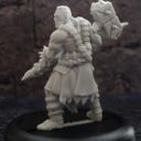 Acolyte Miniatures 32mm Fantasy Range 02