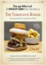 FW Bugmans Terminator Burger