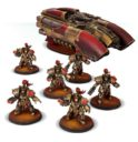 Forge World The Horus Heresy AQUILON TERMINATOR ARMOURED ASSAULT FORCE