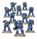 Games Workshop Warhammer 40.000 Primaris Intercessors 1