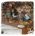Games Workshop Warhammer Age Of Sigmar Warscroll Karten Beastclaw Raiders 6