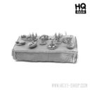 HQ Resin Nobility Banquet Basing Kit 1 2
