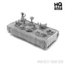 HQ Resin Nobility Banquet Basing Kit 1 3