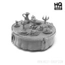 HQ Resin Nobility Banquet Basing Kit 3 3