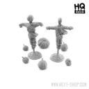 HQ Resin Scarecrow Basing Kit 1
