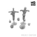 HQ Resin Scarecrow Basing Kit 2