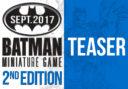 KM Knight Models Batman 2nd Edition Teaser