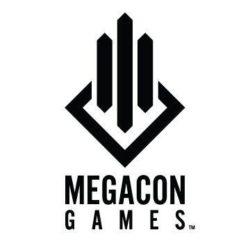 MCG Megacon Games Logo