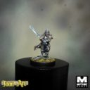 MG Mythic Games Joan Of Arc Preview 35