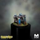 MG Mythic Games Joan Of Arc Preview 6