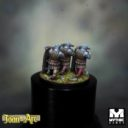 MG Mythic Games Joan Of Arc Preview 8