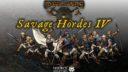 MM Mierce Miniatures Darklands Savage Hordes 4 Kickstarter 1