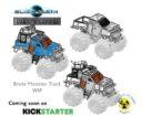 NSG Black Earth Monster Truck Preview 1