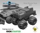 NSG Black Earth Monster Truck Preview 3