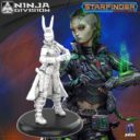 Ninja Divison Starfinder 6